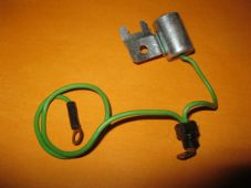 CITROEN VISA SUPER (1978-80) TALBOT SAMBA(1981-83) NEW IGNITION CONDENSER -35510